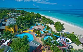 SANDALS NEGRIL ON 7 MILE BEACH JAMAICA